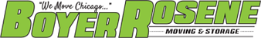 Boyer-Rosene Moving & Storage, Inc. Logo